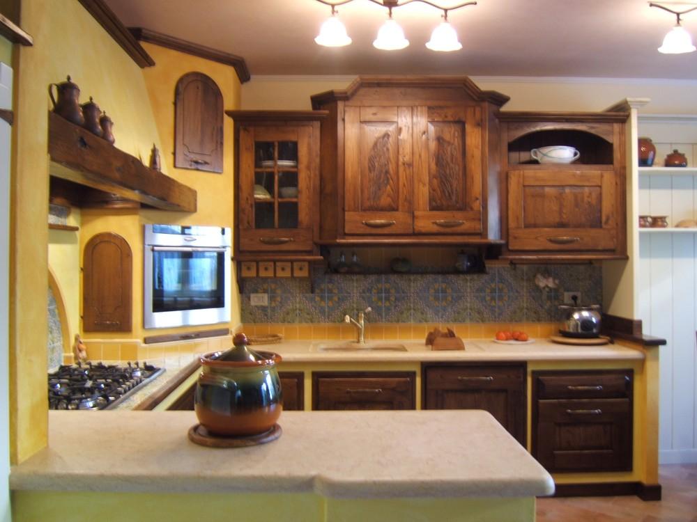 Cucine stile rustico mf61 regardsdefemmes - Cucine in stile rustico ...
